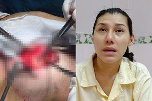 Từ vụ em gái kết nghĩa Quách Tuấn Du bị 'nổ ngực': Nâng ngực thế nào mới an toàn?