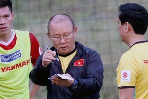Những gương mặt nào có thể nằm trong bộ khung chiến lược của HLV Park Hang-seo tại AFF Cup 2018?