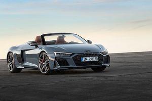 Audi R8 V10 2019 đẹp mê mẩn với thiết kế tuyệt đẹp và động cơ 'siêu khủng'