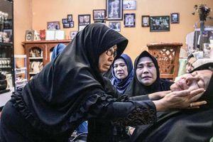 Indonesia gấp rút tìm kiếm thi thể của 189 người trên máy bay xấu số JT 610
