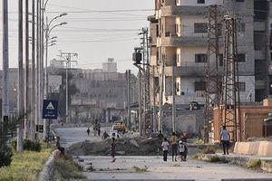 Syria cáo buộc liên quân sử dụng vũ khí bị quốc tế cấm ở Deir Ezzor
