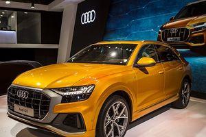 Audi Q8 động cơ xăng 3.0 TFSI sẽ có mặt tại Việt Nam vào đầu năm 2019
