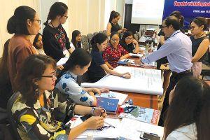 Giao lưu 'Sinh viên và cơ hội nghề báo'