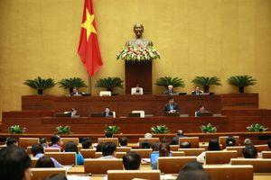 Hôm nay (30/10) Quốc hội chất vấn các thành viên Chính phủ: Đổi mới cách thức, giám sát lời hứa