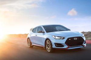 Hyundai Veloster N 2019 - hatchback thể thao 3 cửa tái xuất