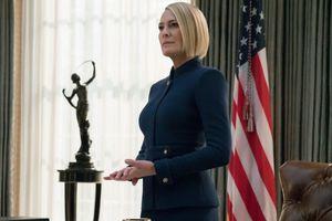 Robin Wright mặc quyền lực thế nào khi vào vai nữ tổng thống Mỹ?
