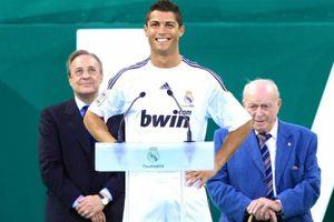 Ronaldo, đứa con ghẻ chưa bao giờ Chủ tịch Perez thừa nhận