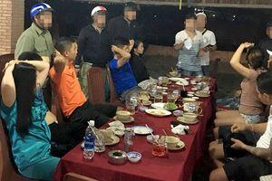 Giải cứu người phụ nữ bị nhóm cho vay nặng lãi bắt cóc ở Sài Gòn