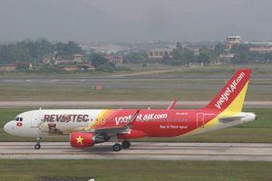 Máy bay Vietjet hạ cánh khẩn cấp ở Hong Kong vì lý do kỹ thuật