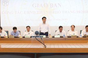 Chủ tịch Nguyễn Đức Chung: Xử lý nghiêm vi phạm ở rừng đặc dụng Sóc Sơn