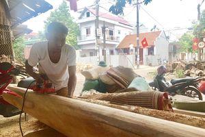 Làng mộc Hương Ngải: Lo thiếu thợ giỏi