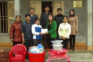 Công đoàn huyện Lạc Thủy (Hòa Bình): Điểm tựa cho người lao động ở doanh nghiệp nhỏ