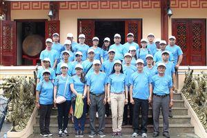 LĐLĐ Gia Lai tổ chức 'Hành trình về nguồn'