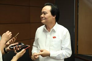 Bộ trưởng Phùng Xuân Nhạ nói về quy định 'sinh viên sư phạm bán dâm 4 lần mới bị đuổi học'