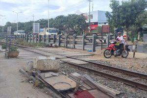 Đà Nẵng chi 39 tỉ đồng xóa điểm đen tai nạn giao thông đường sắt