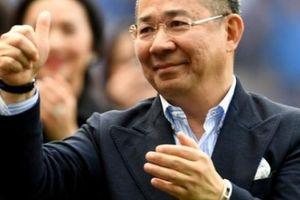 Tỷ phú Vichai và 'siêu dự án' đưa ĐT Thái Lan dự World Cup