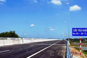 VEC nói gì về 'nghi án' bán thầu gói A5 đường cao tốc 34 nghìn tỷ?
