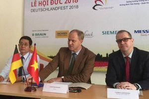 40 tổ chức, doanh nghiệp Đức tham gia Lễ hội Đức ở Việt Nam