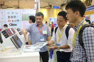 Khai mạc Triển lãm quốc tế thiết bị điện, dây cáp điện-tự động hóa Việt Nam 2018