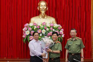 Bộ Chính trị chỉ định bổ sung Trung tướng Nguyễn Văn Sơn vào Ban Thường vụ Đảng ủy Công an Trung ương