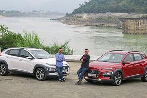 Hyundai Kona giá từ 615 triệu tại VN có gì hấp dẫn?