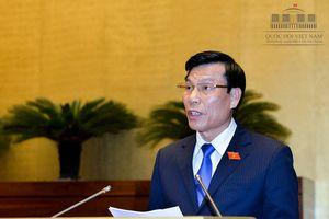 Bộ trưởng Bộ VHTT&DL: Đạo đức xã hội xuống cấp do ngành kinh tế