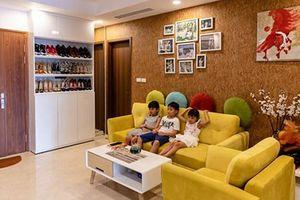 Soi căn hộ sang trọng giữa thủ đô của Bảo Thanh