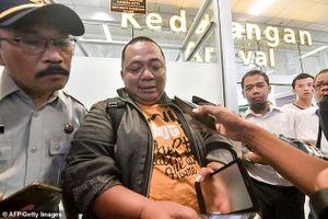 Thảm họa hàng không Indonesia: Một hành khách may mắn thoát chết