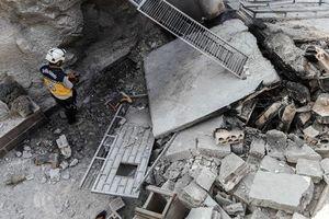 Nga cáo buộc nhóm Mũ trắng ghi hình vụ tấn công hóa học giả ở Syria