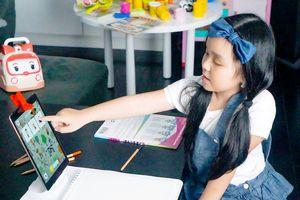 Giúp trẻ không 'nghiện' các thiết bị thông minh