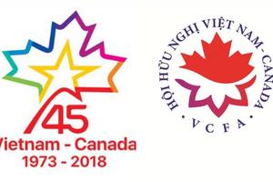 Trao giải Cuộc thi sáng tác biểu trưng Việt Nam - Canada