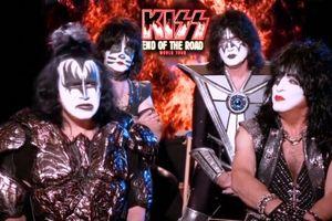 Chuyến lưu diễn cuối cùng của tượng đài nhạc Rock and Roll mang tên KISS