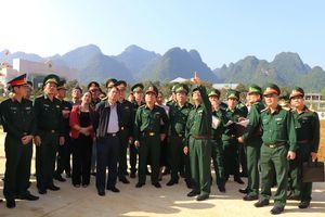 Cơ bản hoàn thành các hạng mục hướng tới 'Giao lưu hữu nghị Quốc phòng biên giới Việt Nam-Trung Quốc' lần thứ 5