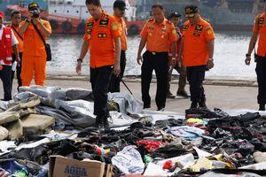 Rơi máy bay Lion Air: Lao xuống lặng lẽ rồi nổ tung chấn động biển cả