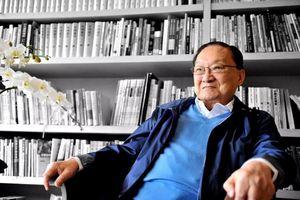 85 tuổi nhà văn Kim Dung mới được kết nạp vào Hội nhà văn Trung Quốc