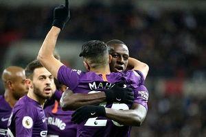 Mahrez nổ súng, Man City thắng thực dụng trước Tottenham