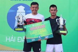 Tay vợt Hoàng Nam tiến gần top 400 thế giới