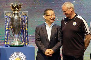 'Thợ hàn' Claudio Ranieri tiếc thương chủ tịch Leicester City