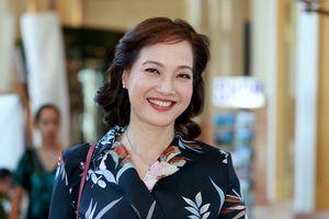 Nghệ sĩ Nhân dân Lê Khanh trở lại màn ảnh nhỏ sau 10 năm vắng bóng