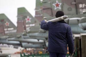 Nga phát triển tên lửa máy bay mới