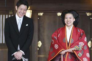 Vì tình yêu, Công chúa Nhật Bản từ bỏ tước vị