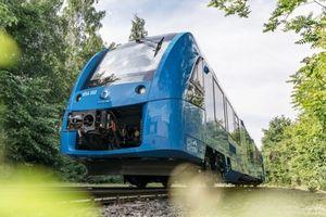 'Tàu hỏa' đầu tiên chạy bằng khí hydro