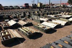 Quân đội Syria vừa 'trúng mẻ lớn' tên lửa Mỹ gần cao nguyên Golan