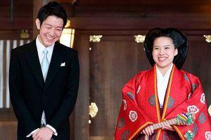 Công chúa Nhật Bản nhận 22 tỷ đồng tiền mừng sau đám cưới cùng thường dân