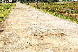 Hà Tĩnh: Điều tra người phụ nữ tử vong giữa cánh đồng