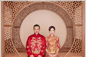 Đám cưới hoành tráng của cặp đôi Hot nhất C-biz Trung Hoa: Đường Yên- La Tấn theo phong cách quý tộc
