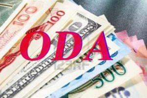 Giảm cấp phát, tăng cường cho vay lại vốn ODA