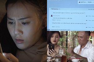 'Quỳnh Búp Bê' tập 21: My 'sói' tìm cách trả thù, Quỳnh suýt lộ quá khứ làm gái khi chụp mẫu ảnh