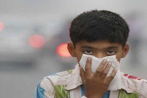 Hơn 90% trẻ em trên thế giới hít thở không khí độc hại mỗi ngày