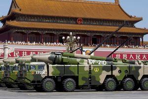 Mỹ rút khỏi Hiệp ước hạt nhân INF và đối sách của Trung Quốc